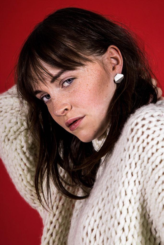 Porträt Sissi Pohle Model