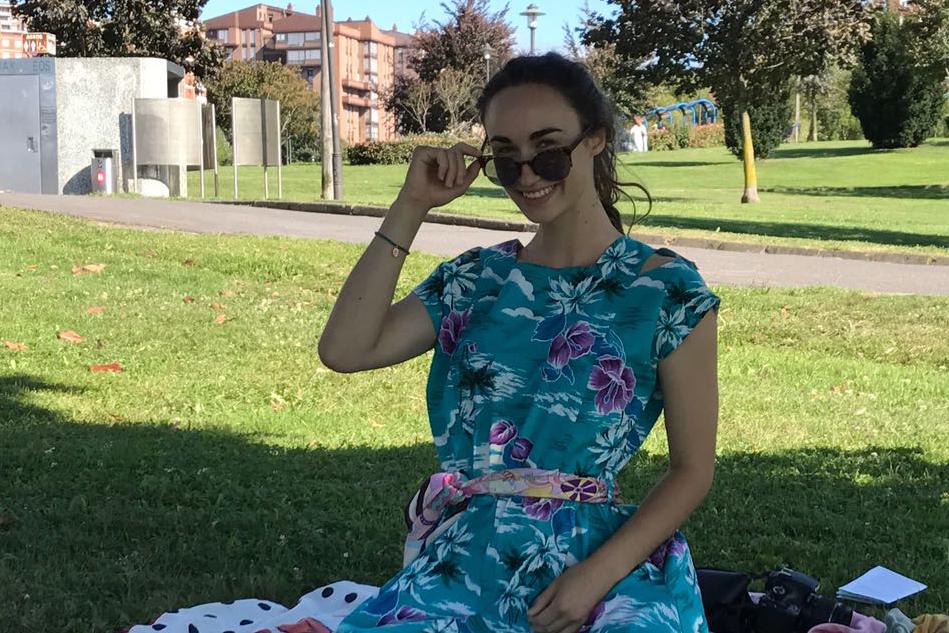 Ein Bild unserer Editorin Liara