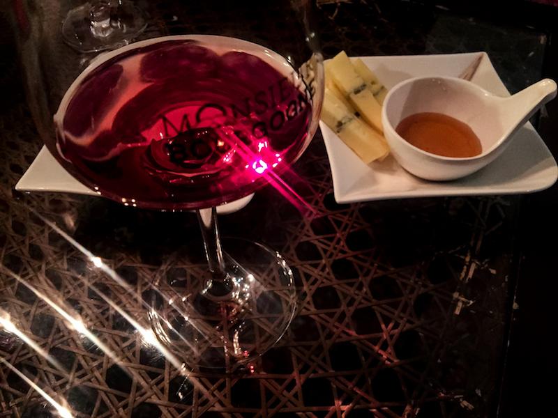 Weinprobe bei Moniseur Bourgogne