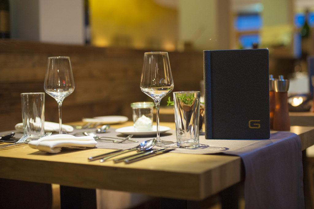 Hotel Das Goldberg in Bad Hofgastein in Österreich, Restaurant