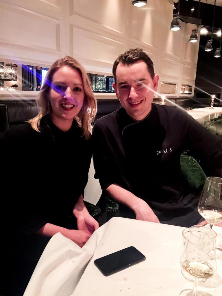 Laura Reiß und Martin Bruhn