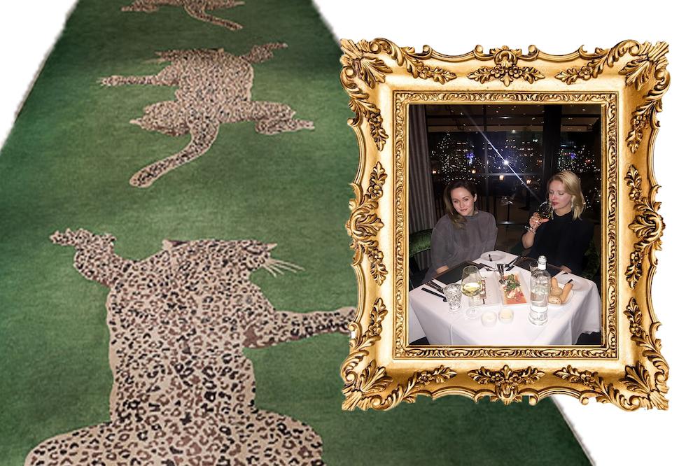 Eine Collage vom Hotel Zoo Berlin