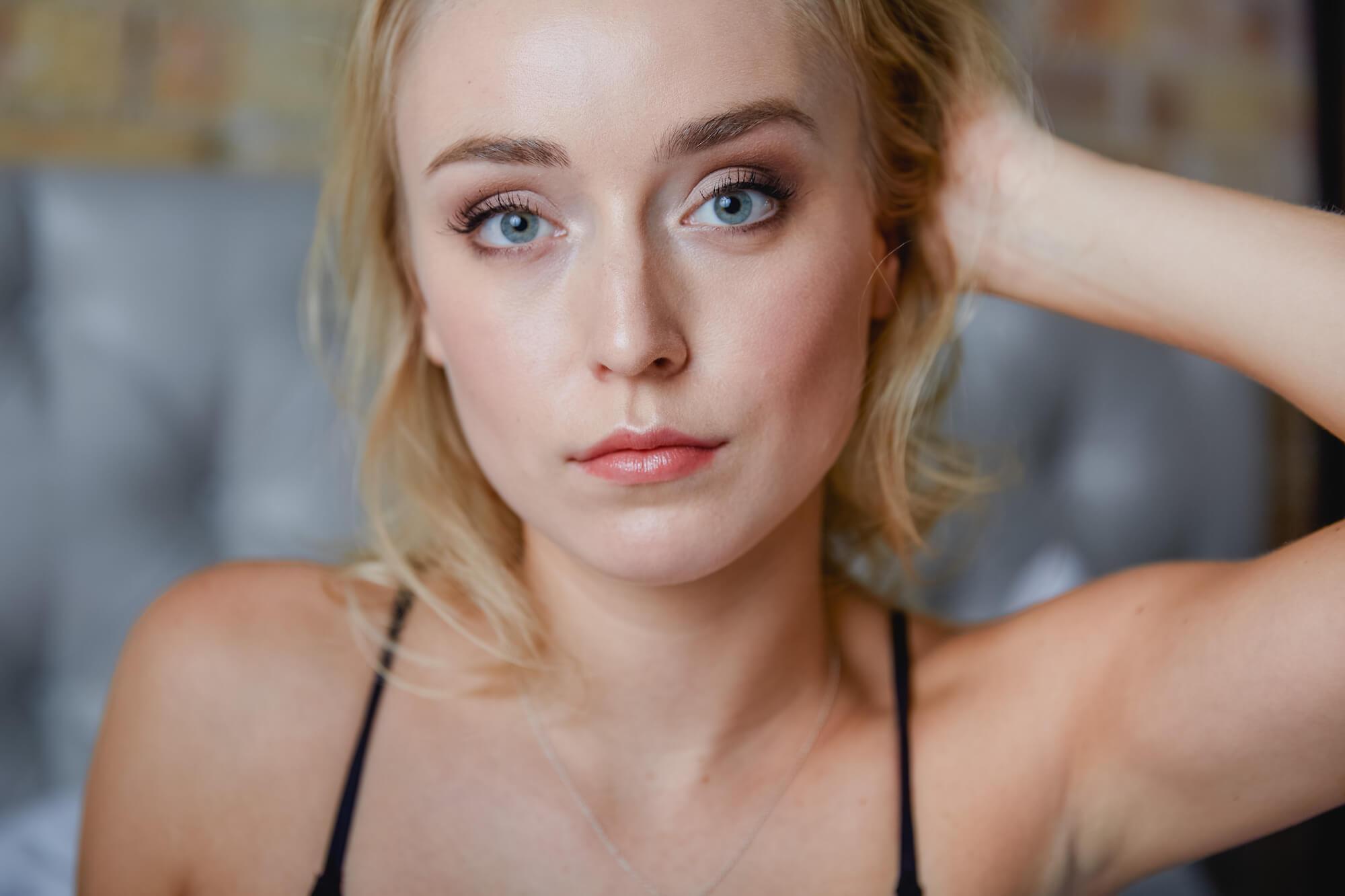 Portrait der Bloggerin Luise Morgen vom Blog Kleinstadtcarrie
