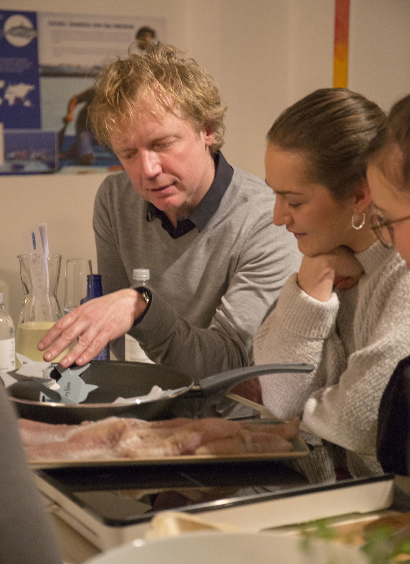 Starkoch Bart von Olphen gibt Kochtipps