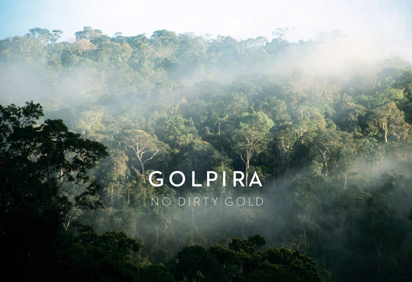 Nachhaltiger Goldschmuck von Golpira