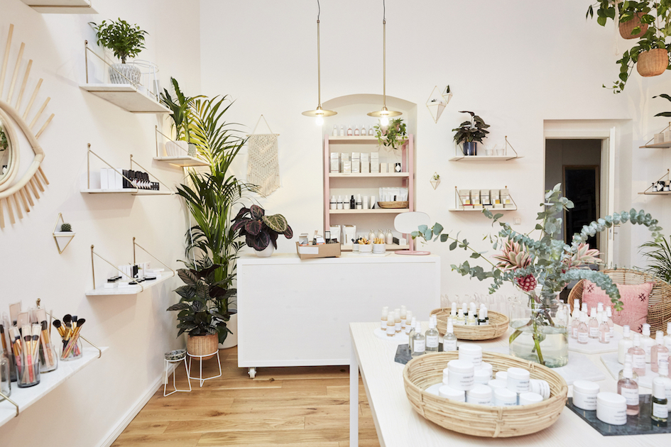 Showroom und Ladenfläche von Lovely Day