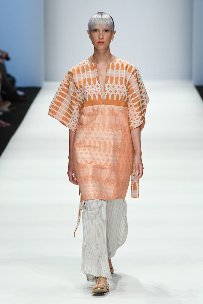 Isabel Vollrath Fashion Week Berlin Show