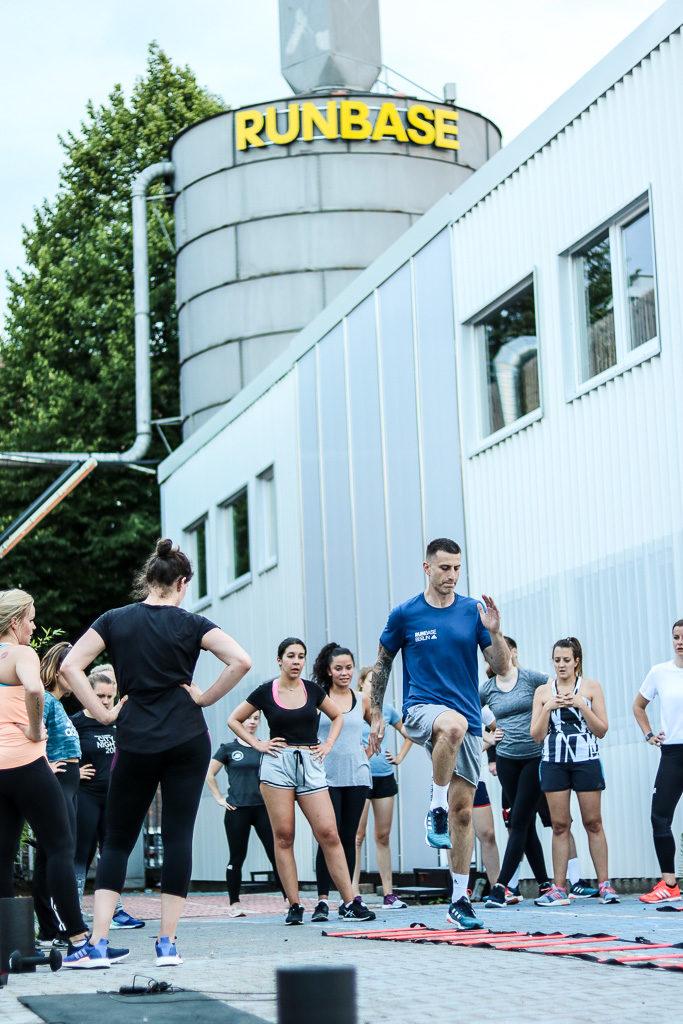 Runbase Berlin Sportuebung