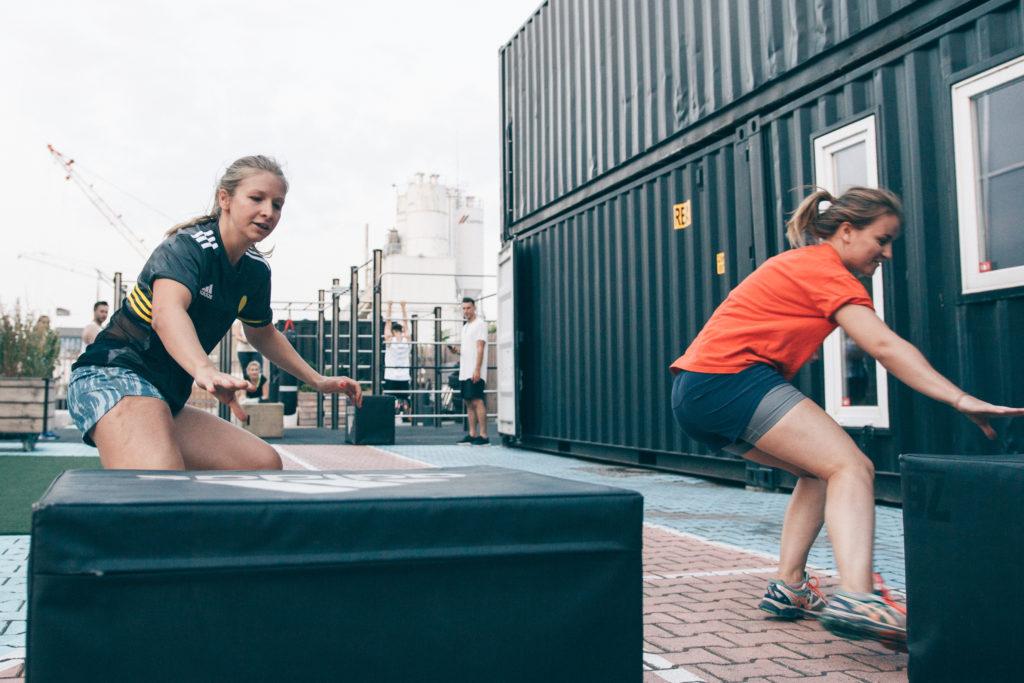 Schnelligkeit bei der 6 Wochen Challenge