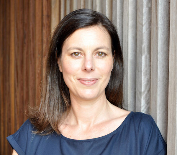Portrait der Therapeutin Julia Ware