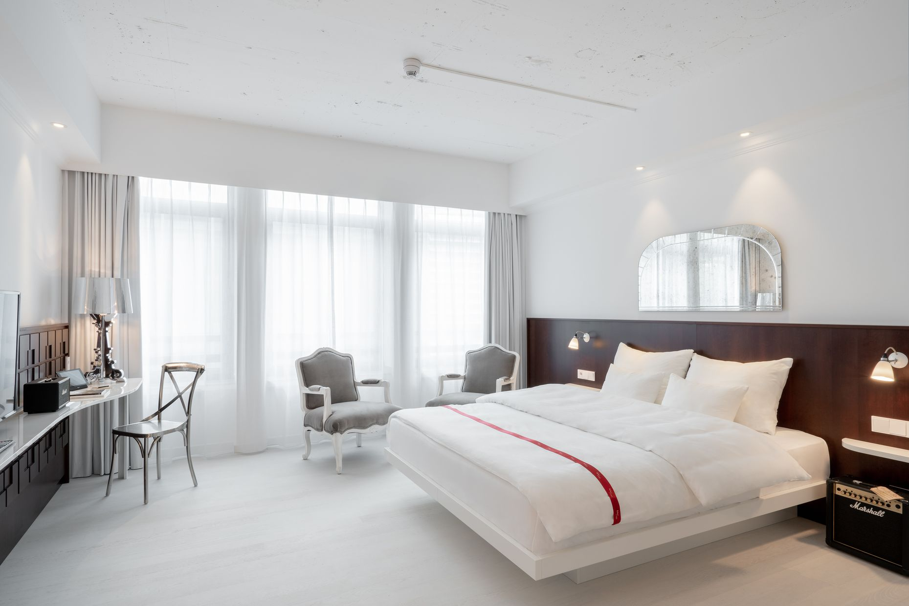 Zimmeransicht des Ruby Coco Hotels Lean Luxury