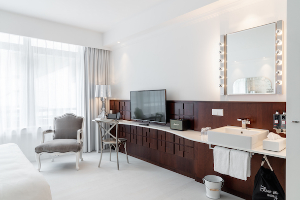 Hotelzimmer des Ruby Coco Hotels