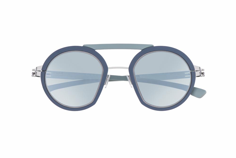 Ein Bild der The Supervillain Brille aus der Cinematic Collection von IC Berlin