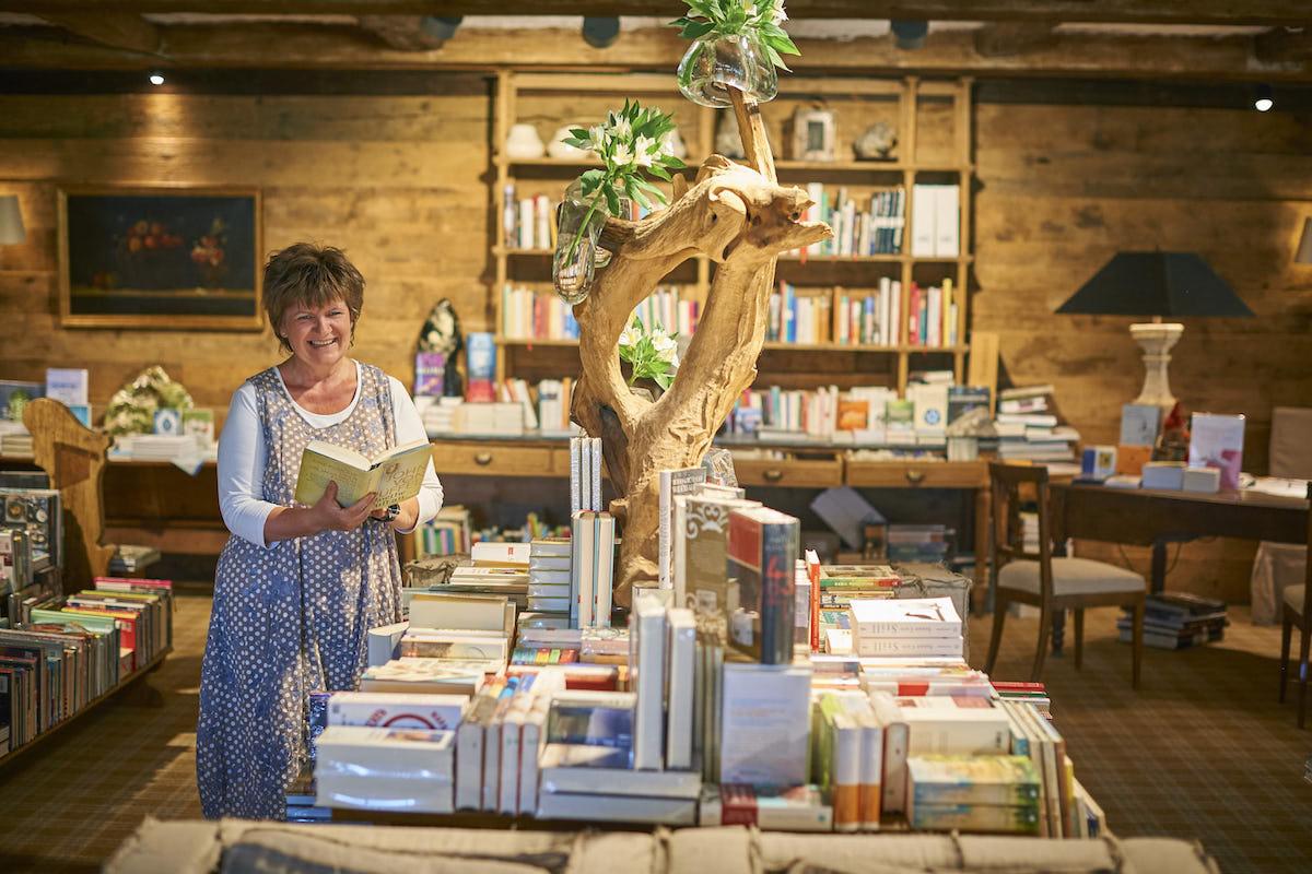 Ein Interview mit der Bibliothekarin des Bleiche Restort & Spa Birgit Holler