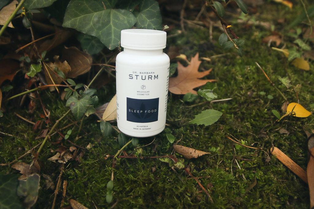 Das Sleepfood Produkt von Dr. Barbara Sturm für eine optimale Hautpflege.