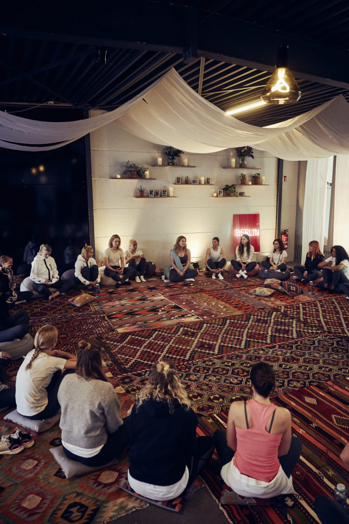 Welcome Meditation mit Alexandra Lia