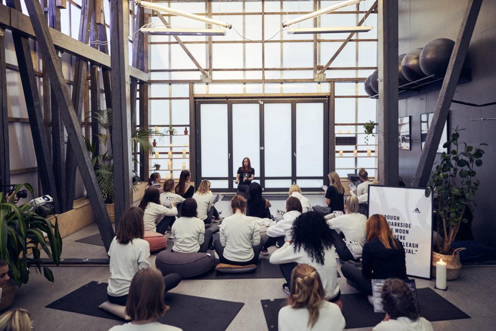 Nutrition Workshop mit Adidas Nutrition Expertin Samatha Frost