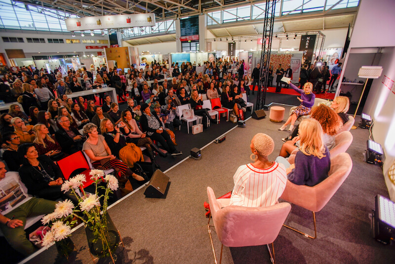 Die Bunte Beauty Days in Düsseldorf 2019