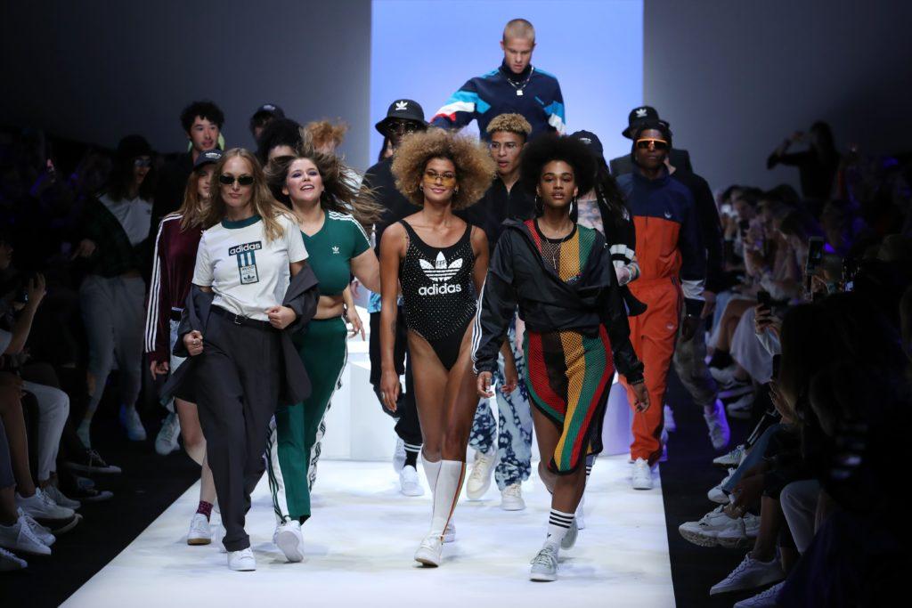 About You Fashion Week SS20 Adidas
