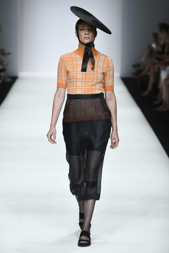 Fashion Week Berlin SS20 Danny Reinke