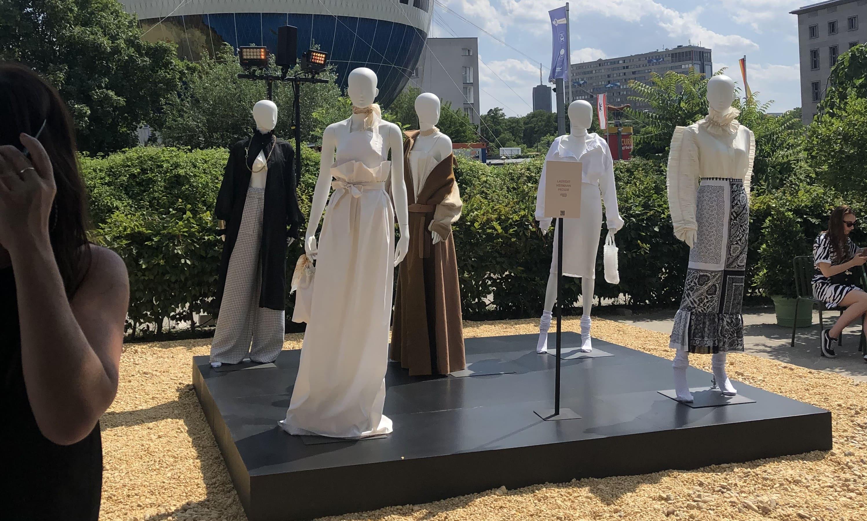 Fashion Week SS20 Laurent Hermann Progin