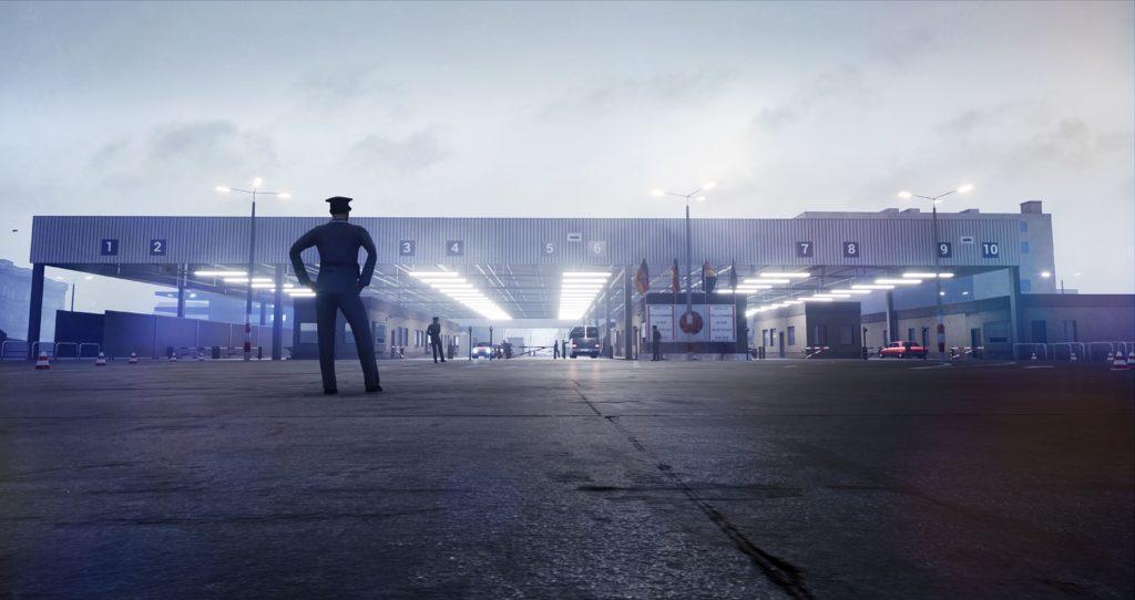 Checkpoint Charlie Grenze TimeRide Berlin Grenzübergang geteiltes Berlin Zeitreise