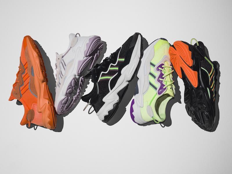 Die verschiedenen Adidas Ozweego und LXCON Modelle