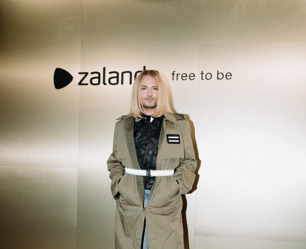 Zalando free to be neue Kampagne zum Season Start Jack Strify