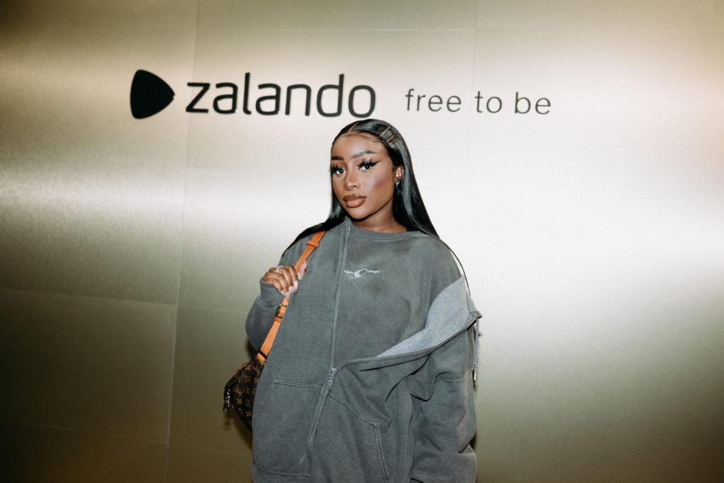 Zalando free to be neue Kampagne zum Season Start Sandra Lambeck
