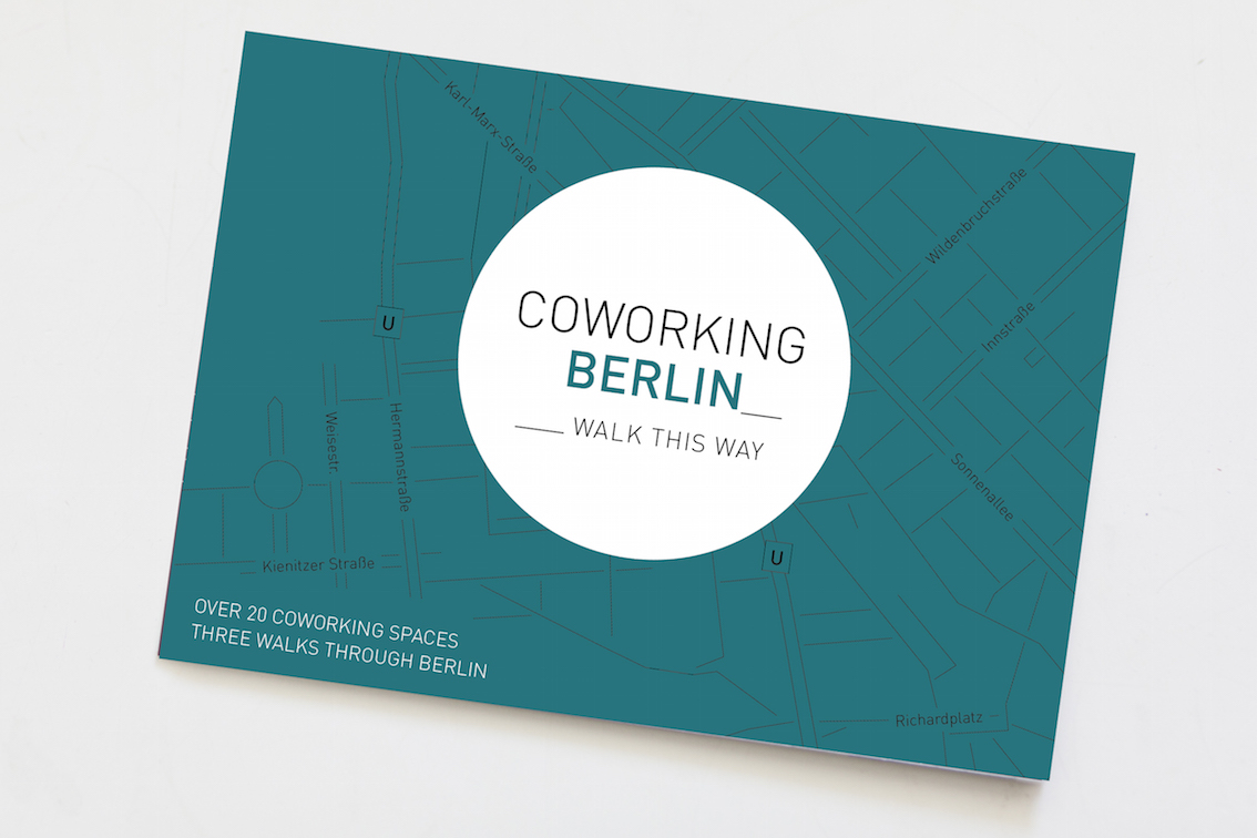 Bild der Coworking Map von walk this way Berta Berlin