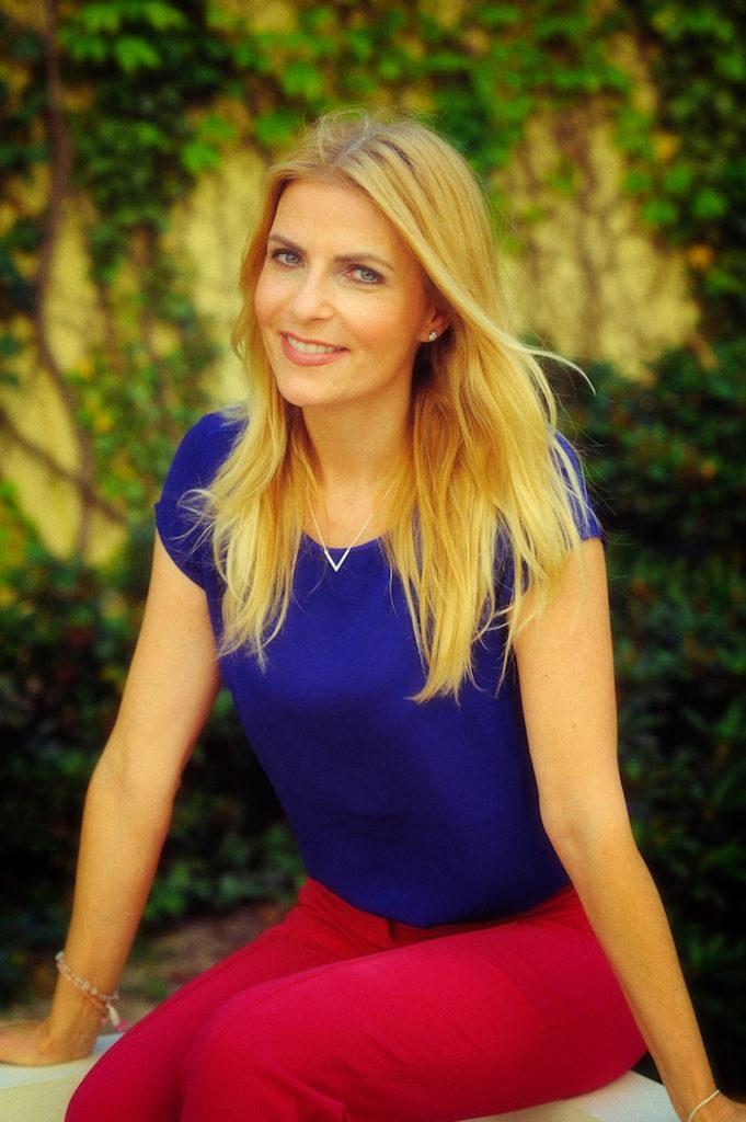 Portrait der Moderatorin Tanja Bülter. Tanja kennt die richtigen Netzwerkstrategien