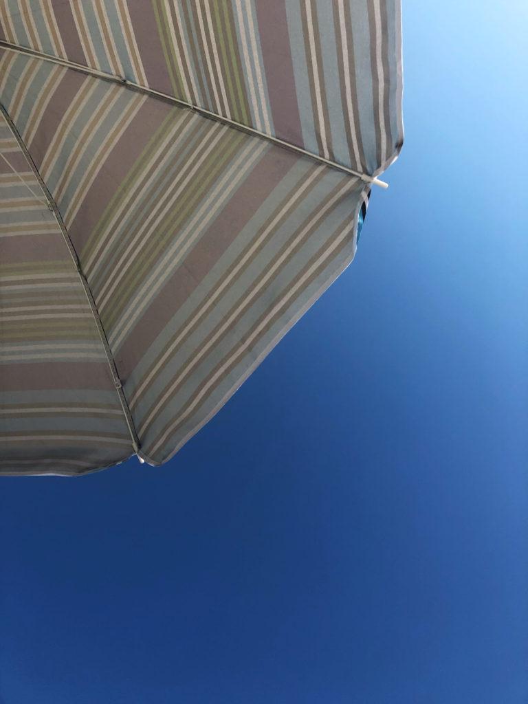 Cannes Sonnenschirm