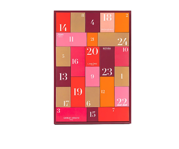 Der Biotherm Beauty Adventskalender 2019.