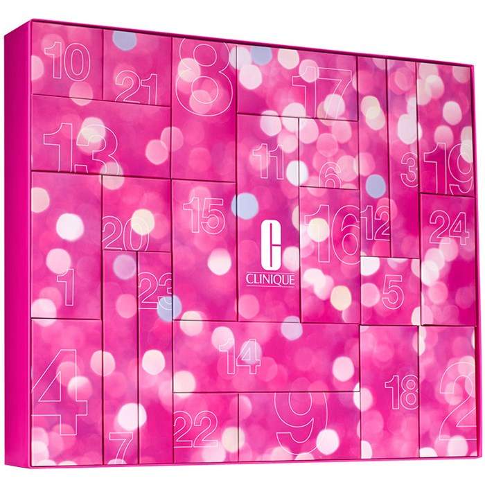 Der Clinique Beauty Adventskalender 2019.