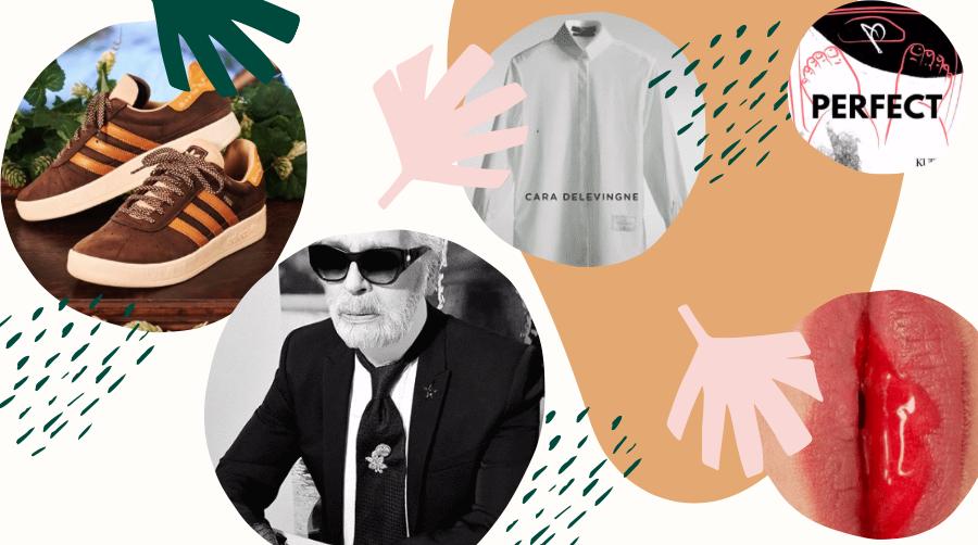 News Beitrag Karl Lagerfeld Tribute Kollektion weißes Hemd, Adidas Oktoberfest Sneaker und Kurvenrausch Diversity Fashion Days in Hamburg am 04. und 05. Oktober