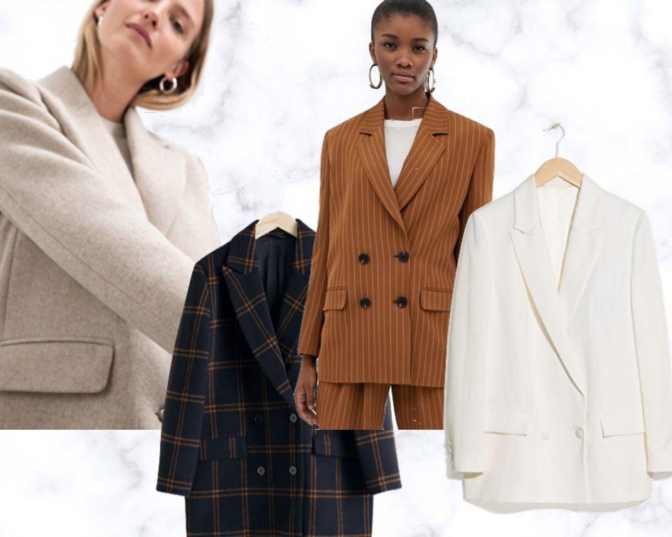 Herbststyles 2019 Mäntel und Jacken Trends Bekleidung Blazer