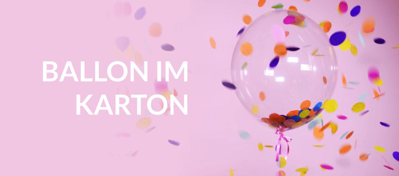 Das Unternehmen Booom Balloon von Paloma Cheyenne Bradtke.