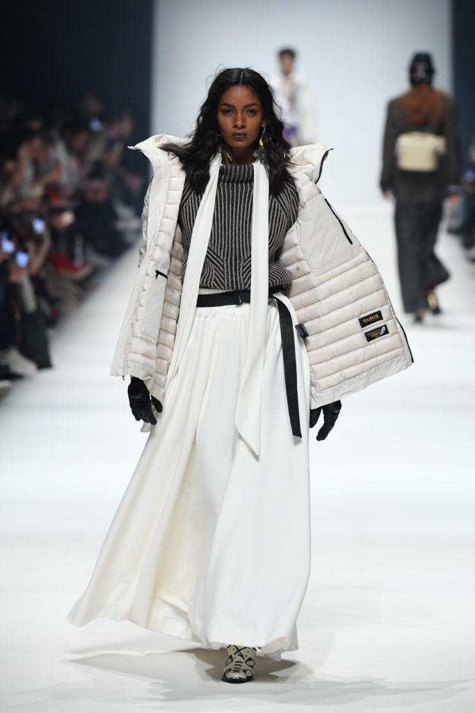 Die Herbst/Winter Kollektion 2020-2021 auf der Fashionweek in Berlin von Neonyt