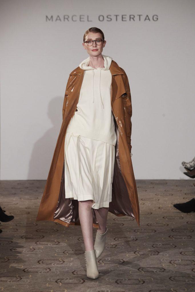 Die Herbst/Winter Kollektion 2020-2021 auf der Fashionweek in Berlin von Marcel Ostertag
