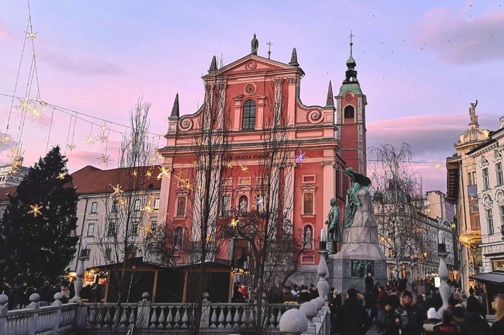 Nachhaltig Reisen Ljubljana