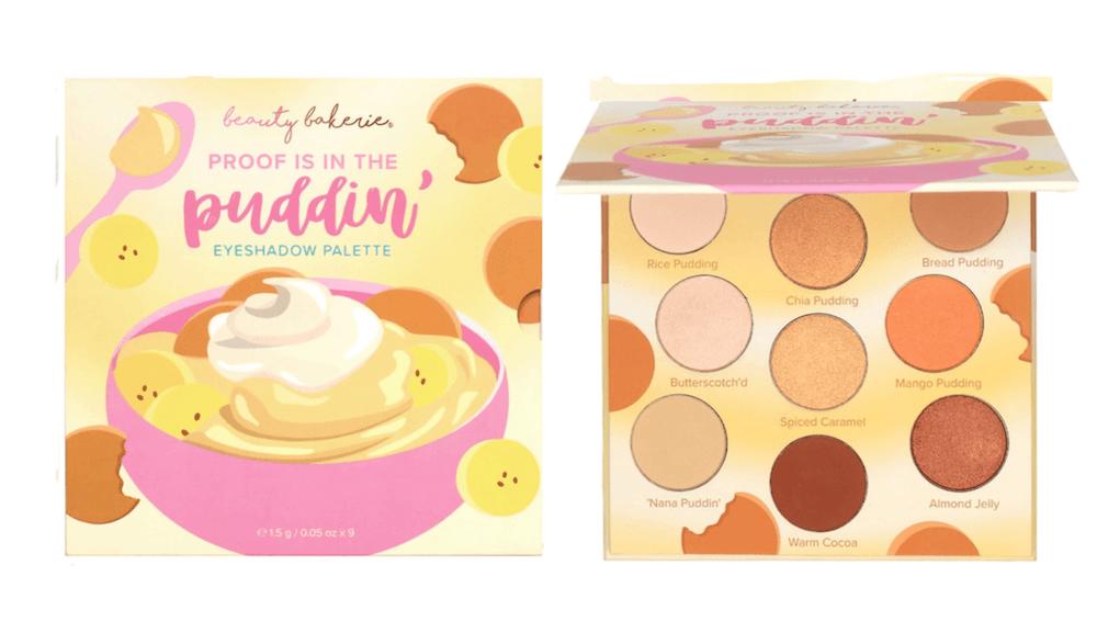 Die Beauty Bakery Lidschattenpalette Proof is in the Puddin.