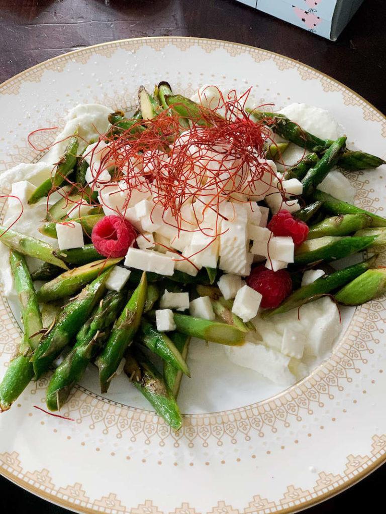 Gericht aus der NWL-Kur zum Abnehmen bei der Stoffwechselkur.