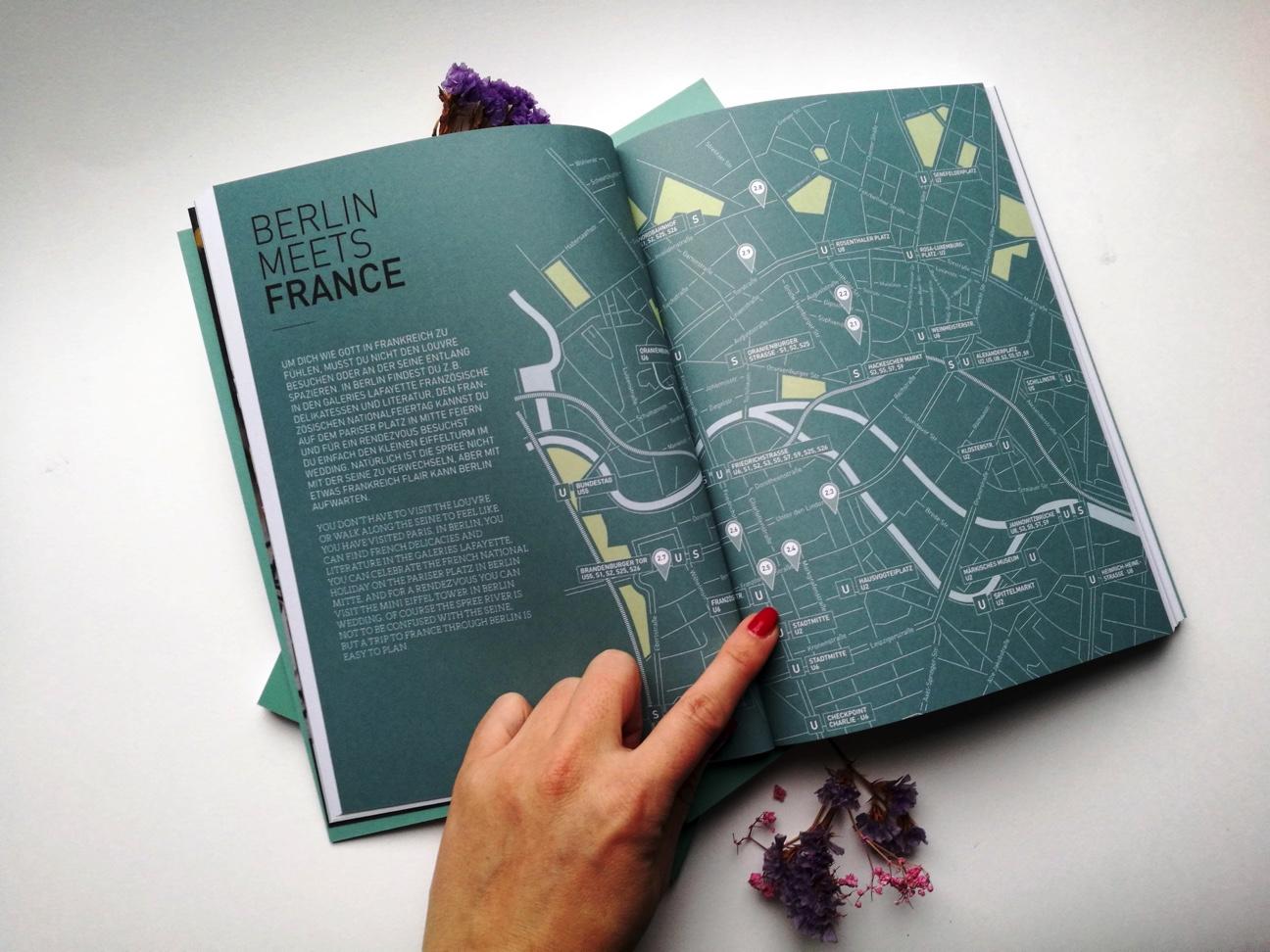 Foto des Buches Weltreise durch Berlin