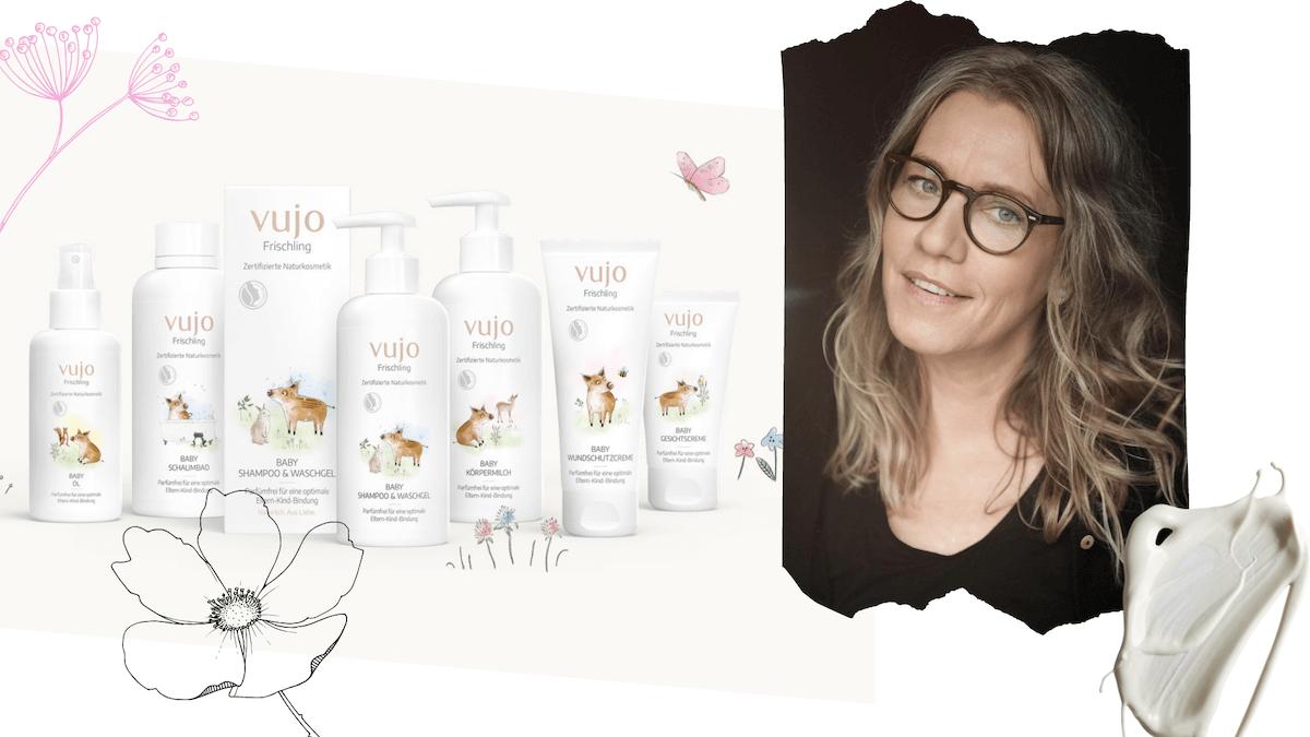 Carola Lehmann von der veganene Kinderpflege Cujo Frischling im Interview.